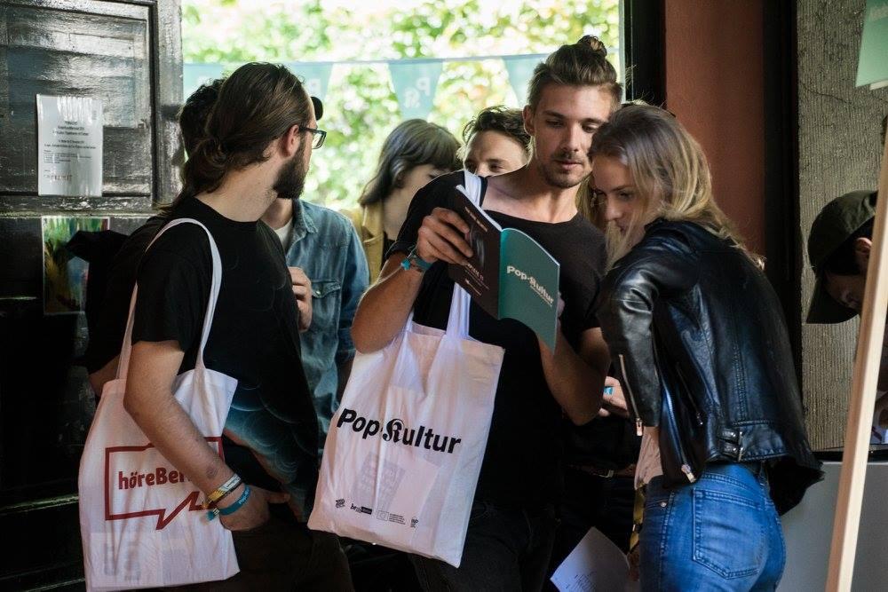 Pop-Kultur Nachwuchs (Foto: Janto Djassi)