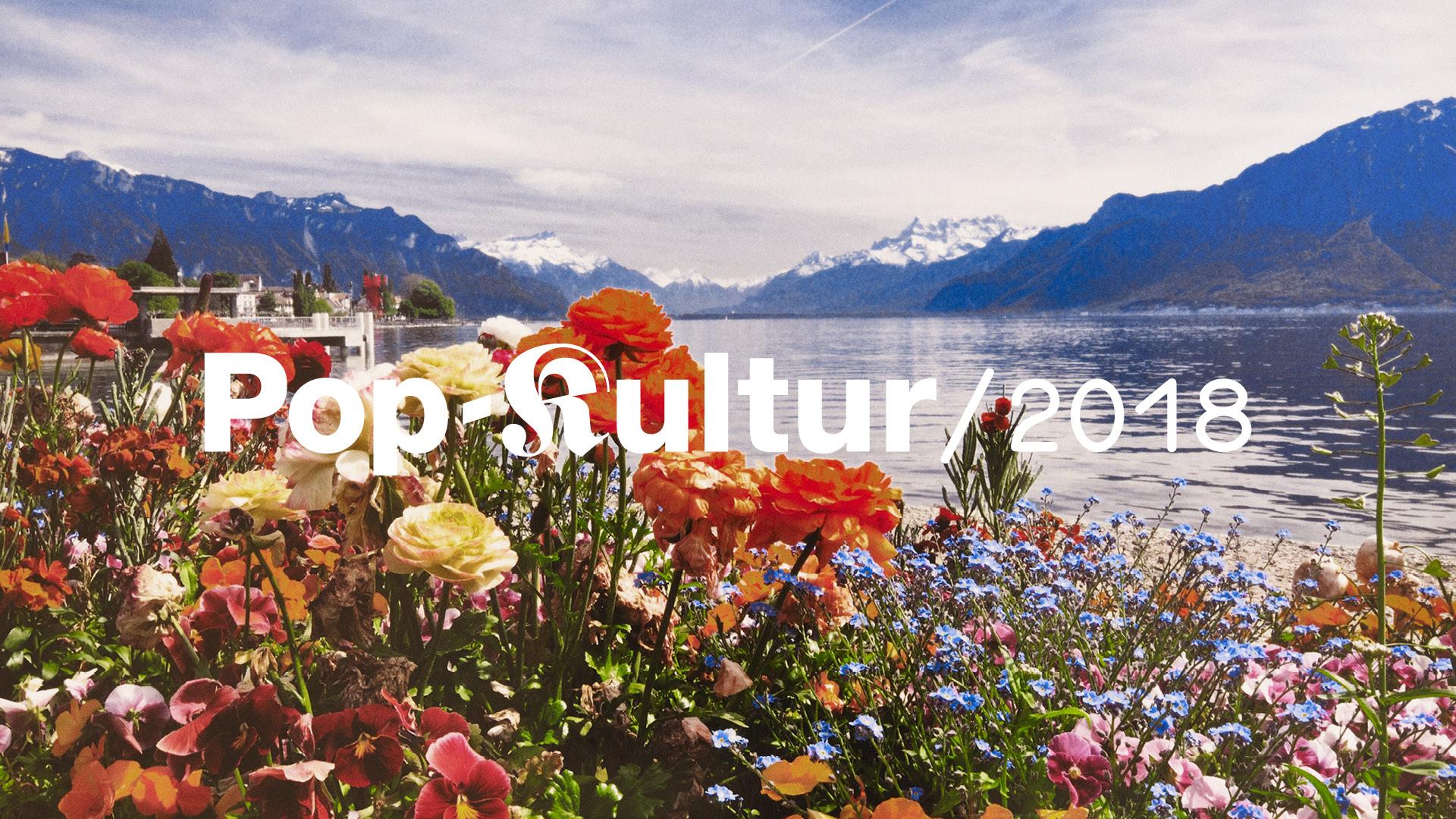 Pop-Kultur« 2018 vom 15.08. bis 17.08. in der Kulturbrauerei Berlin