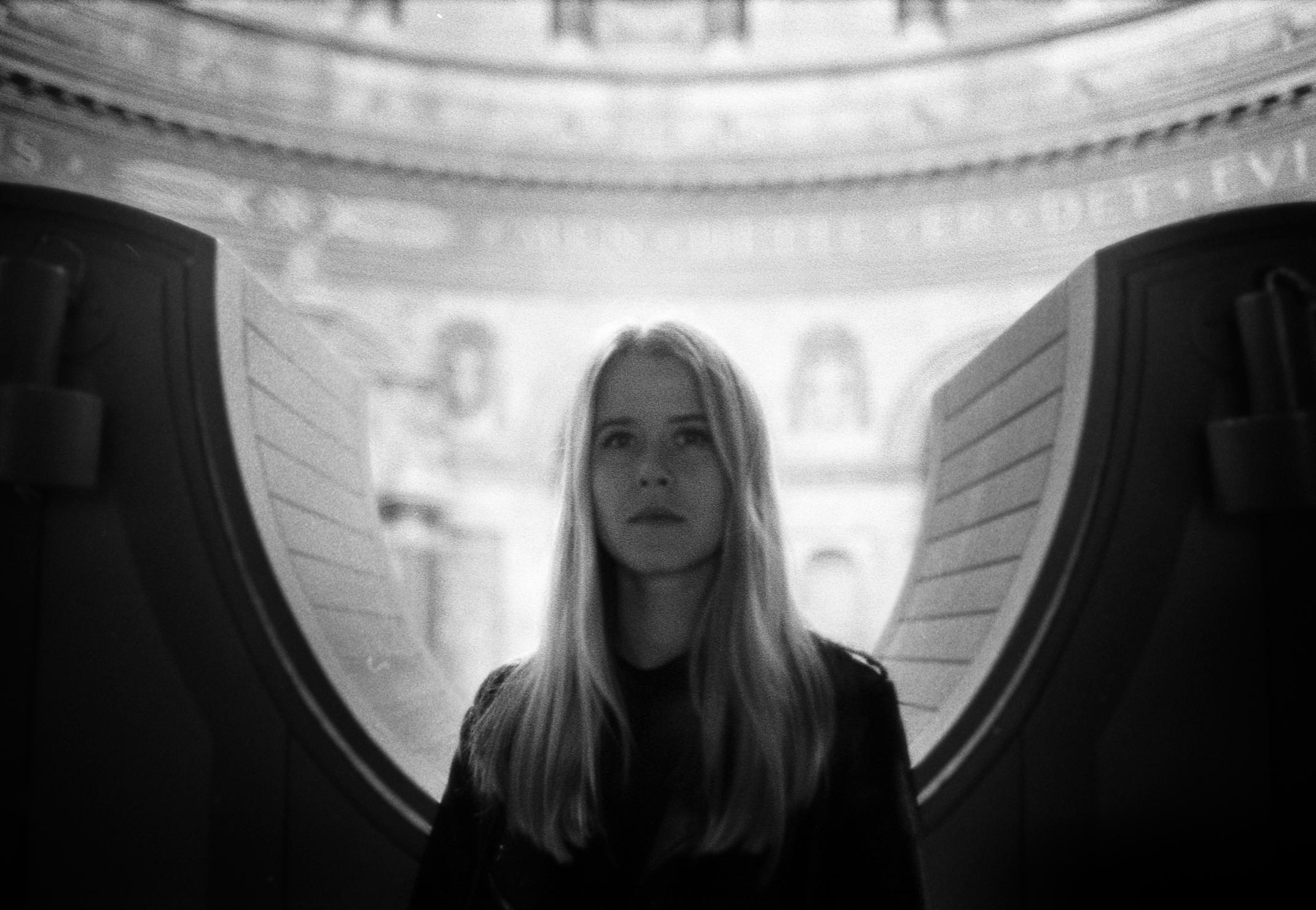 Anna von Hausswolff spielt am Donnerstag im Kesselhaus experimentellen Pop.