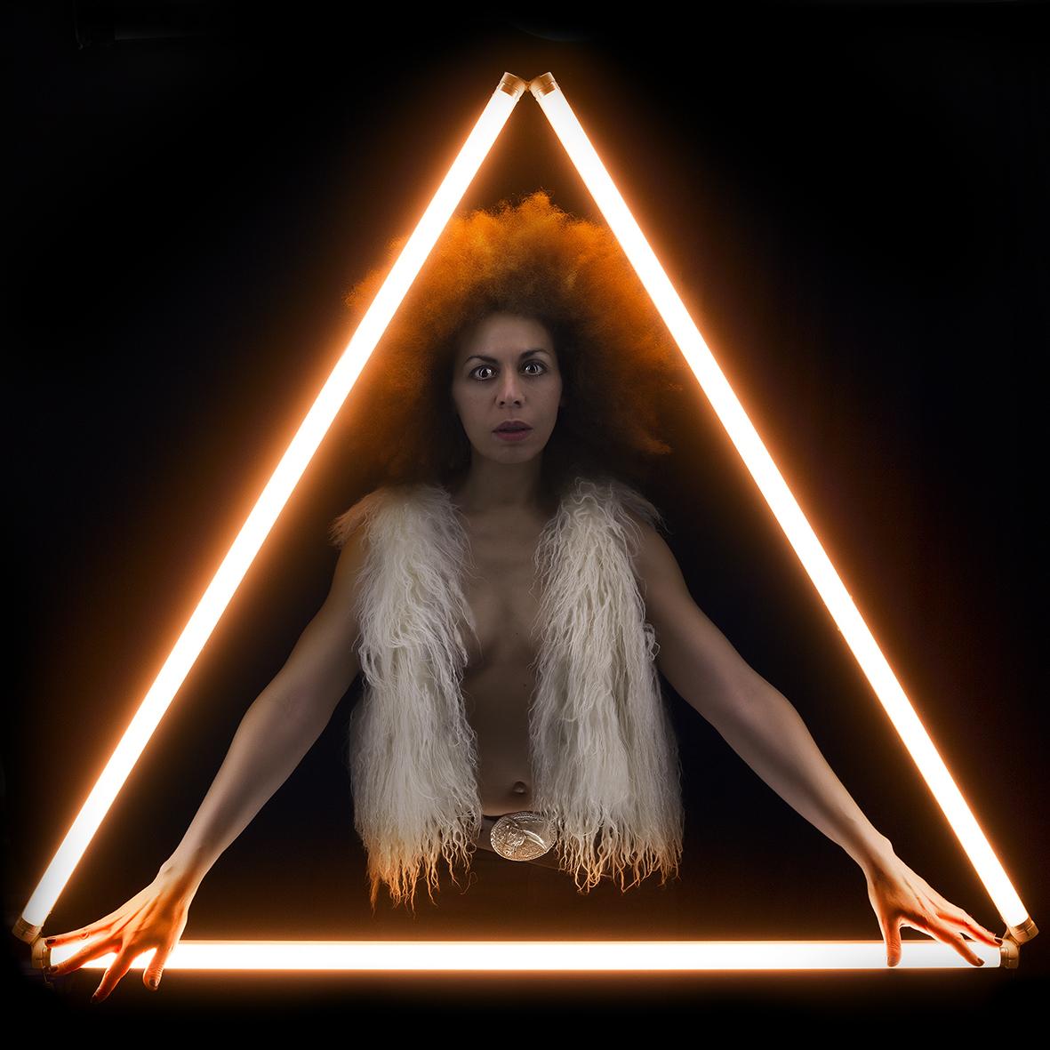 Valerie Renay spielt am Freitag in der Alten Kantine experimentellen Pop.