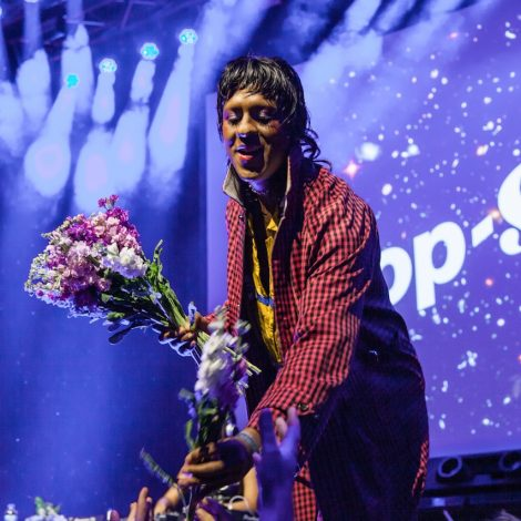 Mykki Blanco @ Kesselhaus – Photo: Christoph Mangler