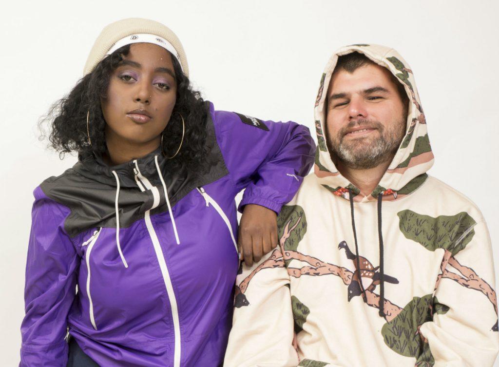 Eden Derso & DJ Mesh (Photo: Tamir Moosh)