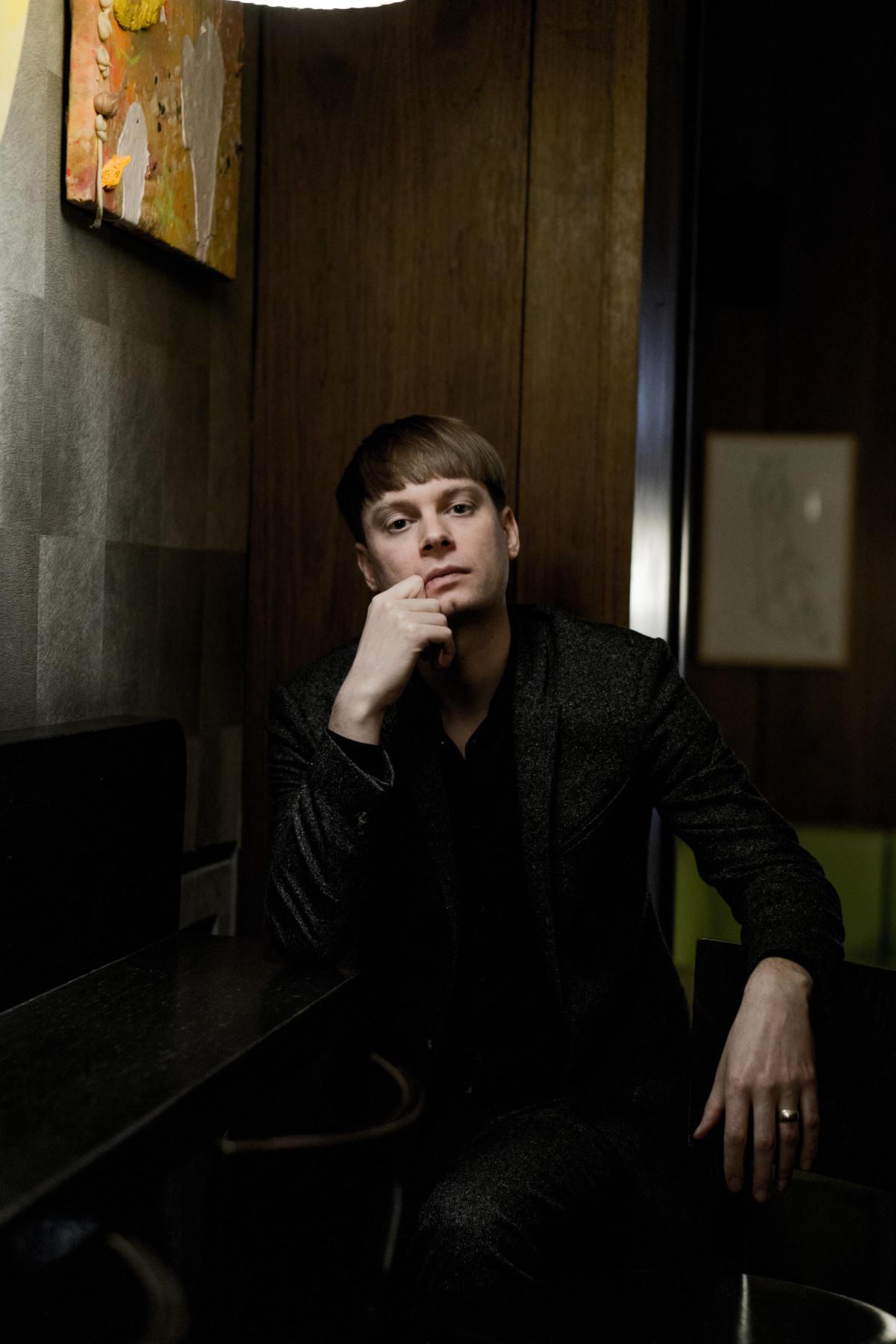 Hendrik Otremba (Photo: Kat Kaufmann)