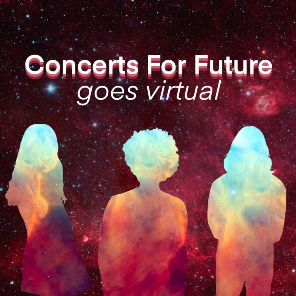 Pop-Kultur lokal 1: Concerts For Future Goes Virtual Vol 2