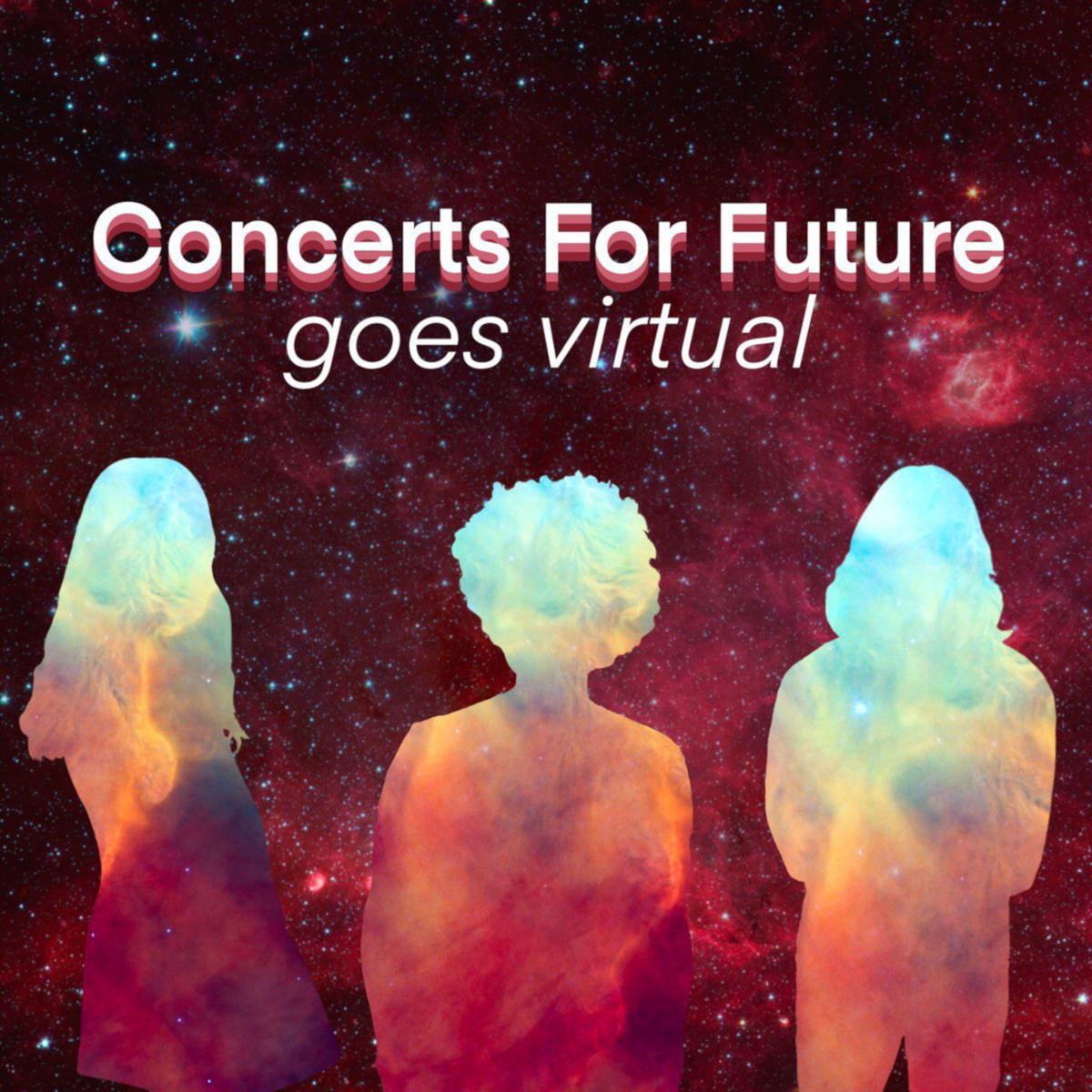Pop-Kultur lokal 1: Concerts For Future Goes Virtual Vol. 2