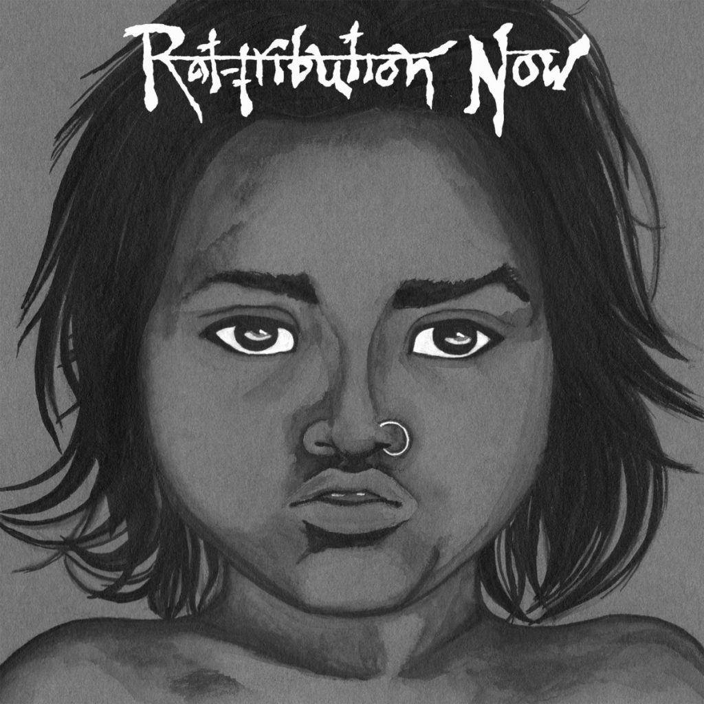 »Rat-Tribution Now« (Illustration: Saba Lou Khan)