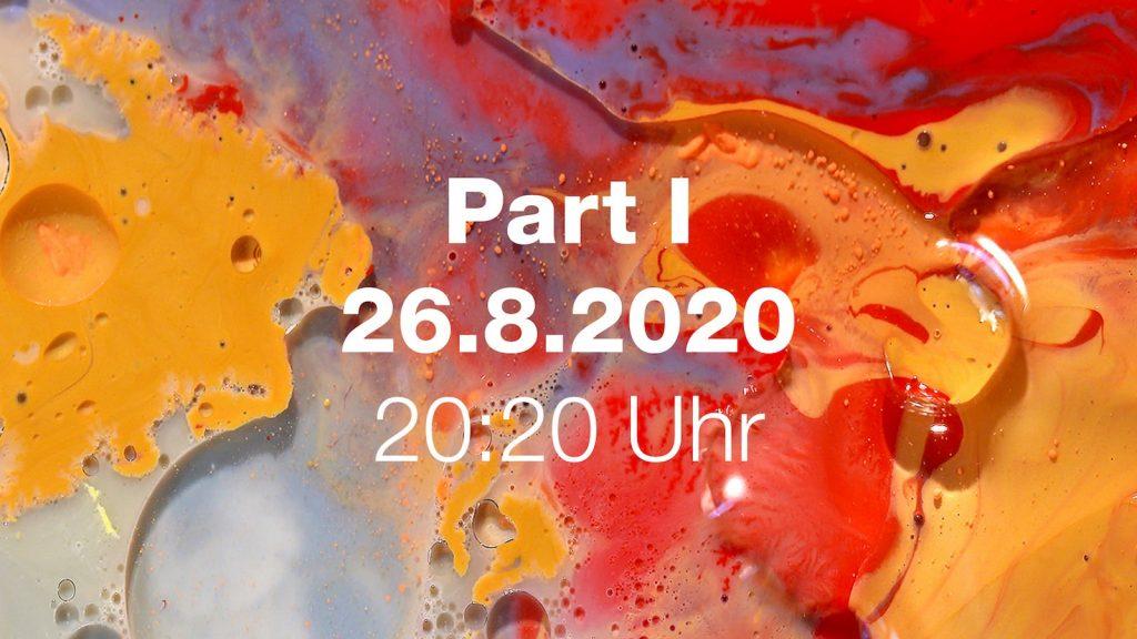 Pop-Kultur 2020 - Part 1 - 26.08.2020 - 20:20
