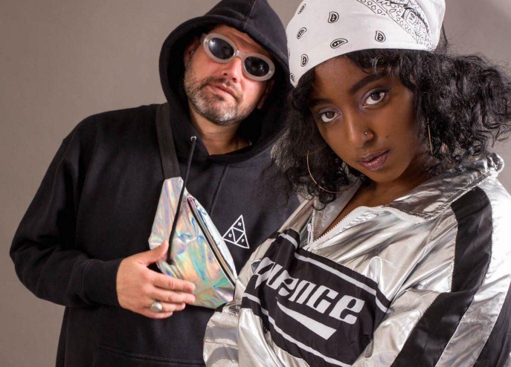 DJ Mesh & Eden Derso (Foto: Tamir Moosh)