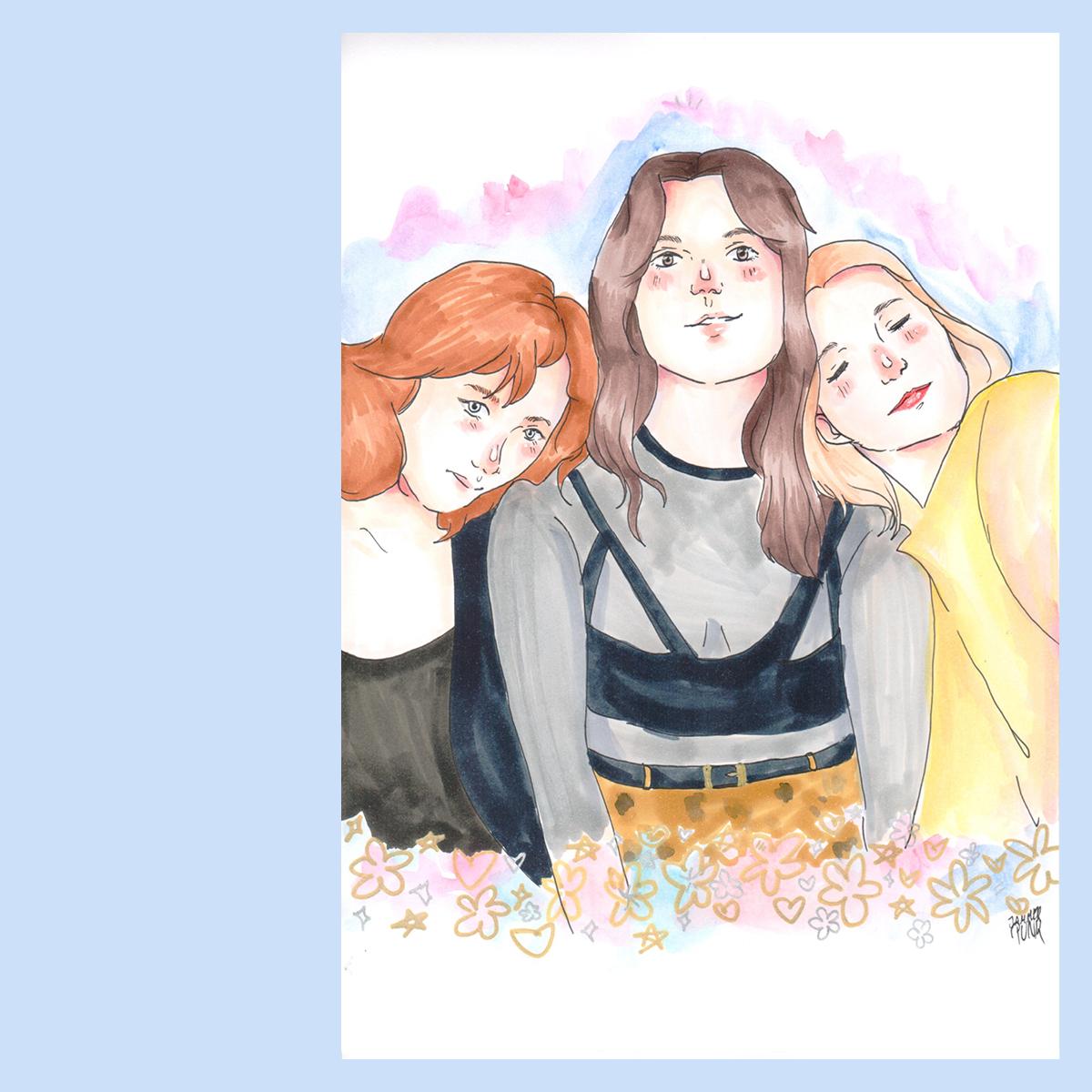 24/7 Diva Heaven (Illustration: Jammerpunk)