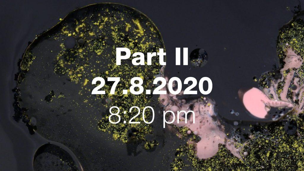 Pop-Kultur 2020 - Part 2 - 27.08.2020 - 20:20