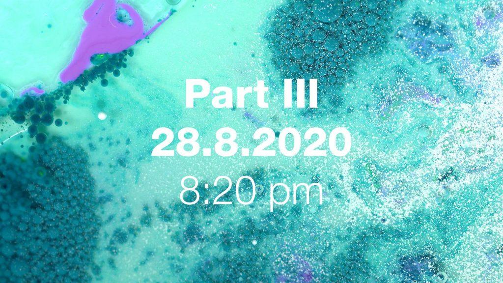 Pop-Kultur 2020 - Part 3 - 28.08.2020 - 20:20