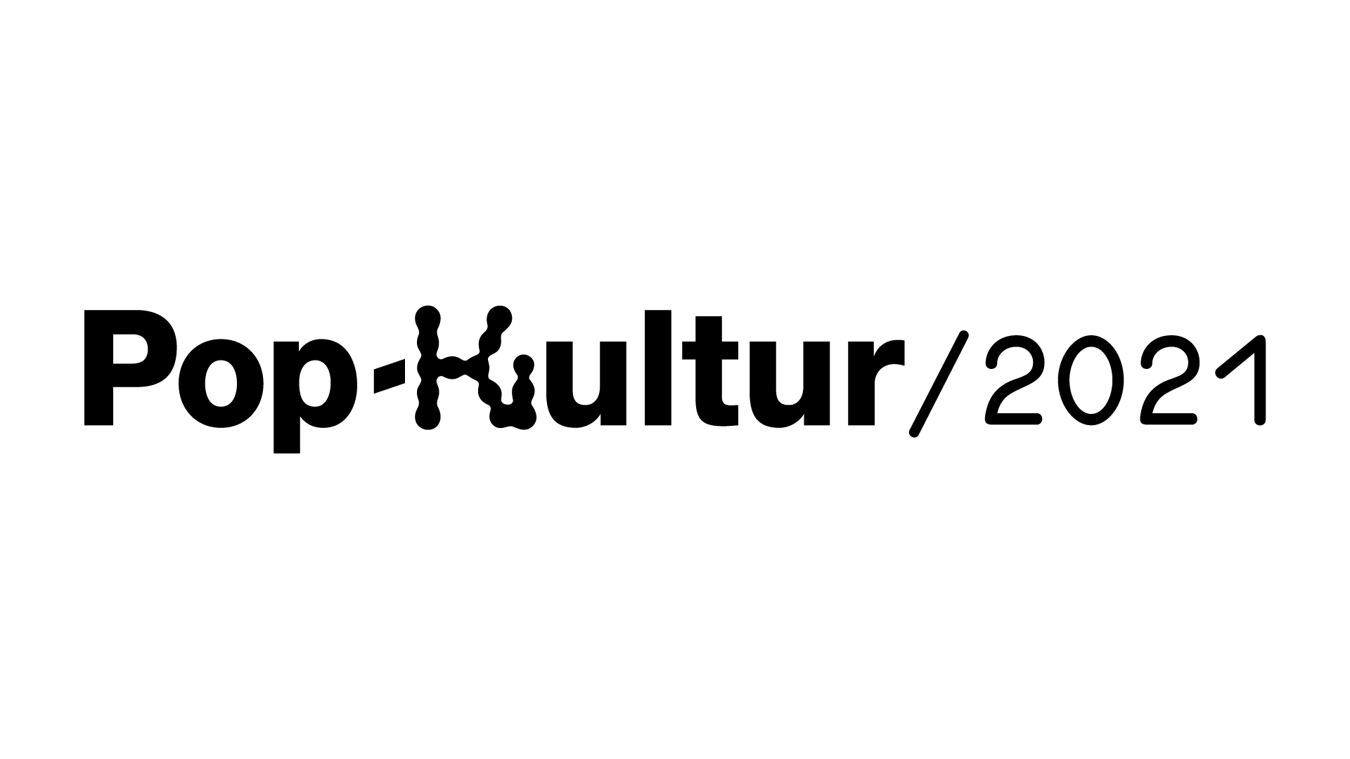 Pop Kultur 2021 Logo