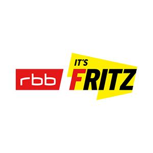 rbb Fritz Radio Logo