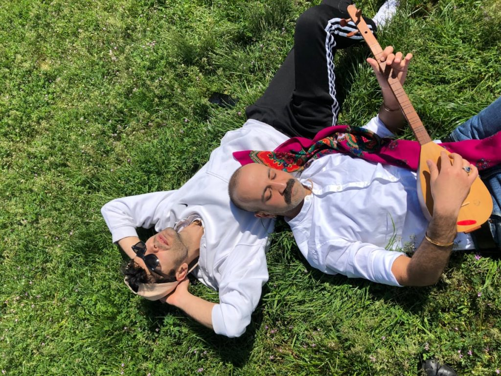 Adir Jan & Emrah Gökmen (Foto: Yeşim Duman)