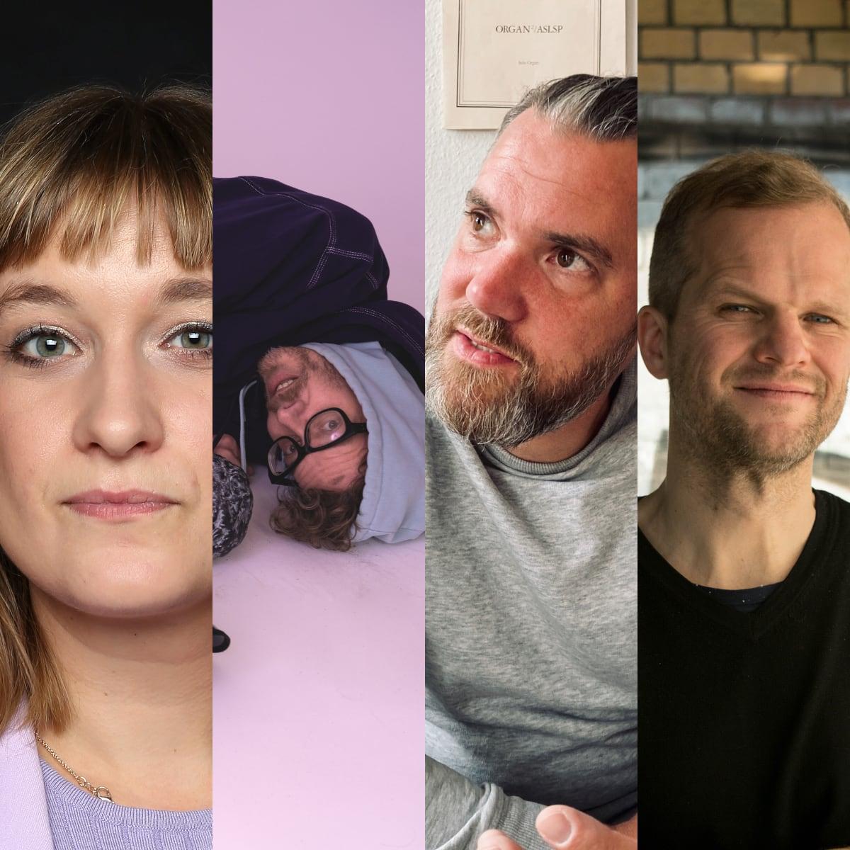 Elisabeth Steffen, Florian Meyer, Hajo Toppius, Matthias Einhoff