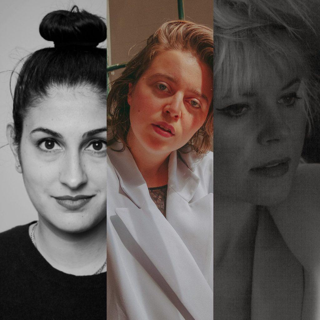 Aida Baghernejad, Albertine Sarges, Andreya Casablanca
