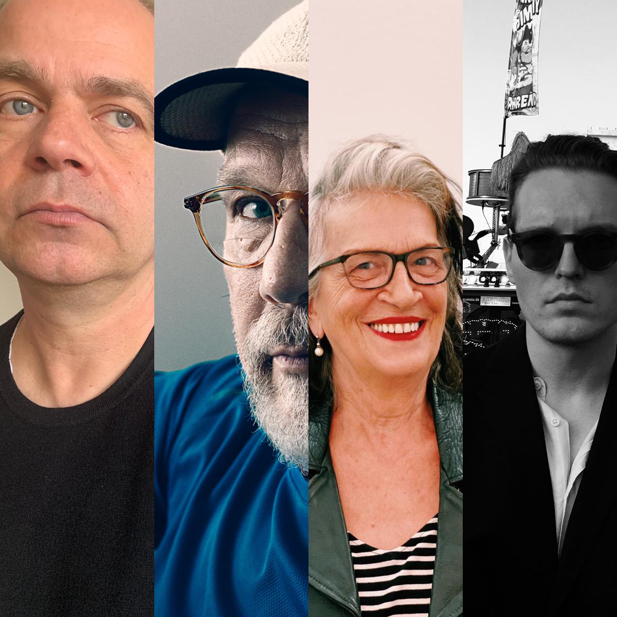 Christoph Dallach, Harald Grosskopf, Renate Knaup, Daniel Jahn