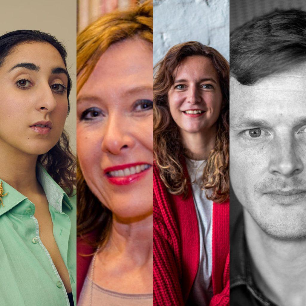 Dena Zarrin aka MADANII, Dr. Alexandra Manske, Steffi von Kannemann, Jens Uthoff