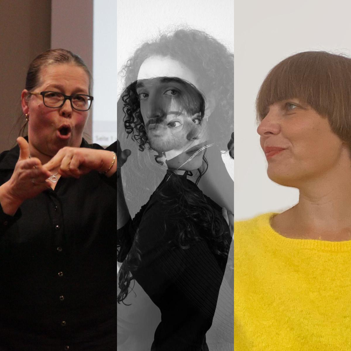 Elisabeth Kaufmann, JONU, Pamela Schlewinski