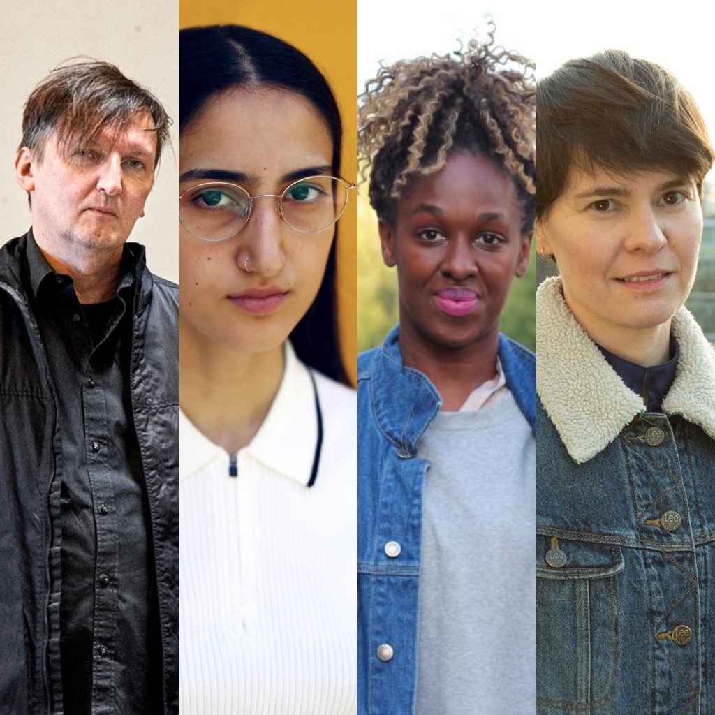 Christian Morin, Leyla Yenirce, Pamela Owusu-Brenyah, Yeşim Duman