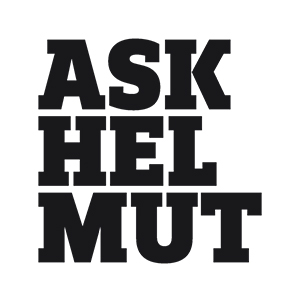 Ask Helmut Logo