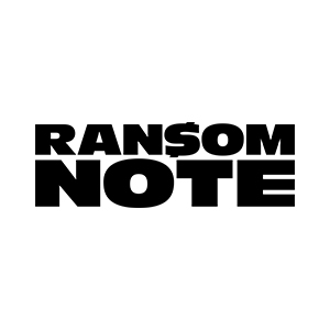 Ransom Note Logo