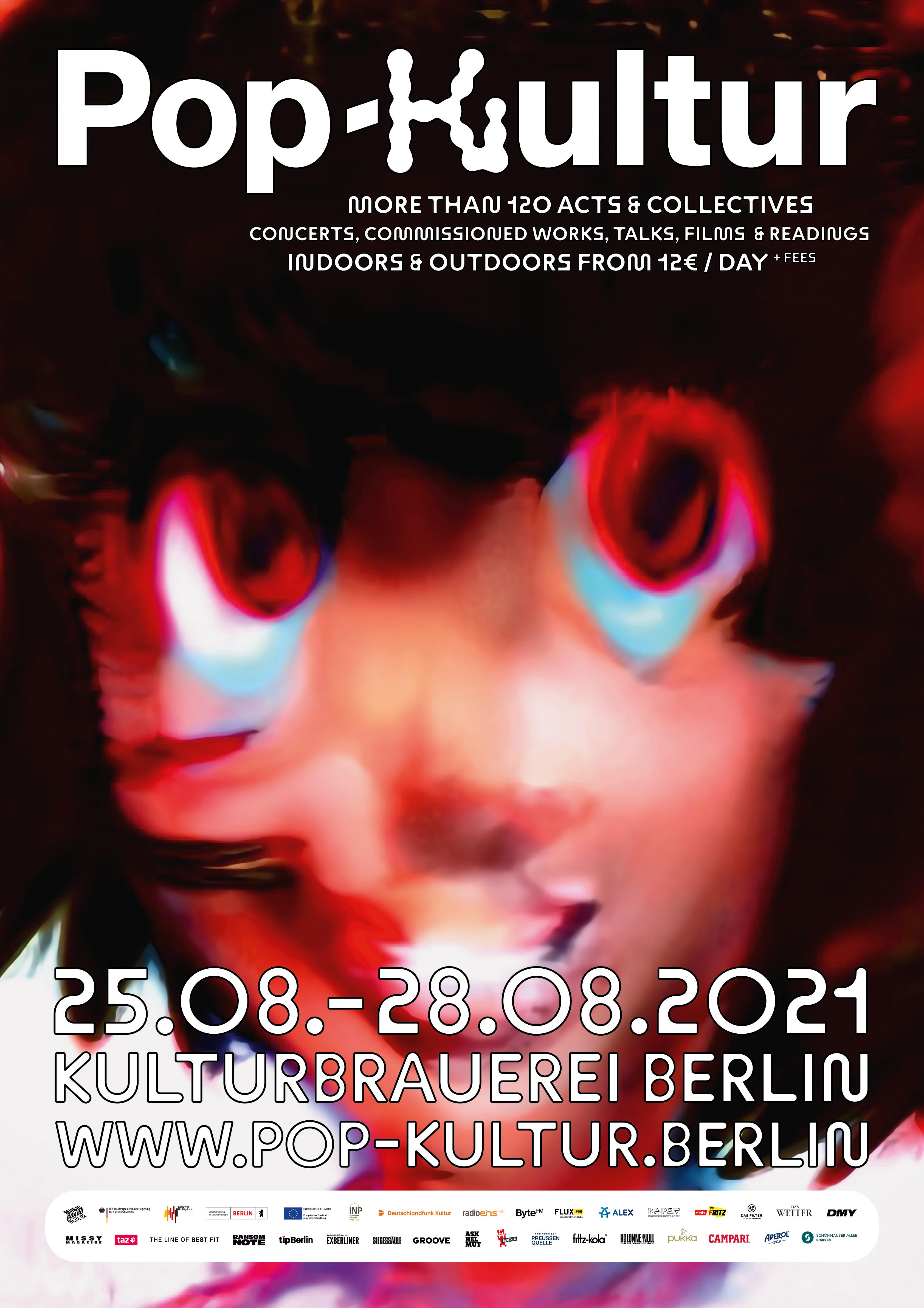 Pop Kultur 2021 Poster