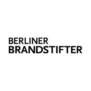 Berliner Brandstifter Logo